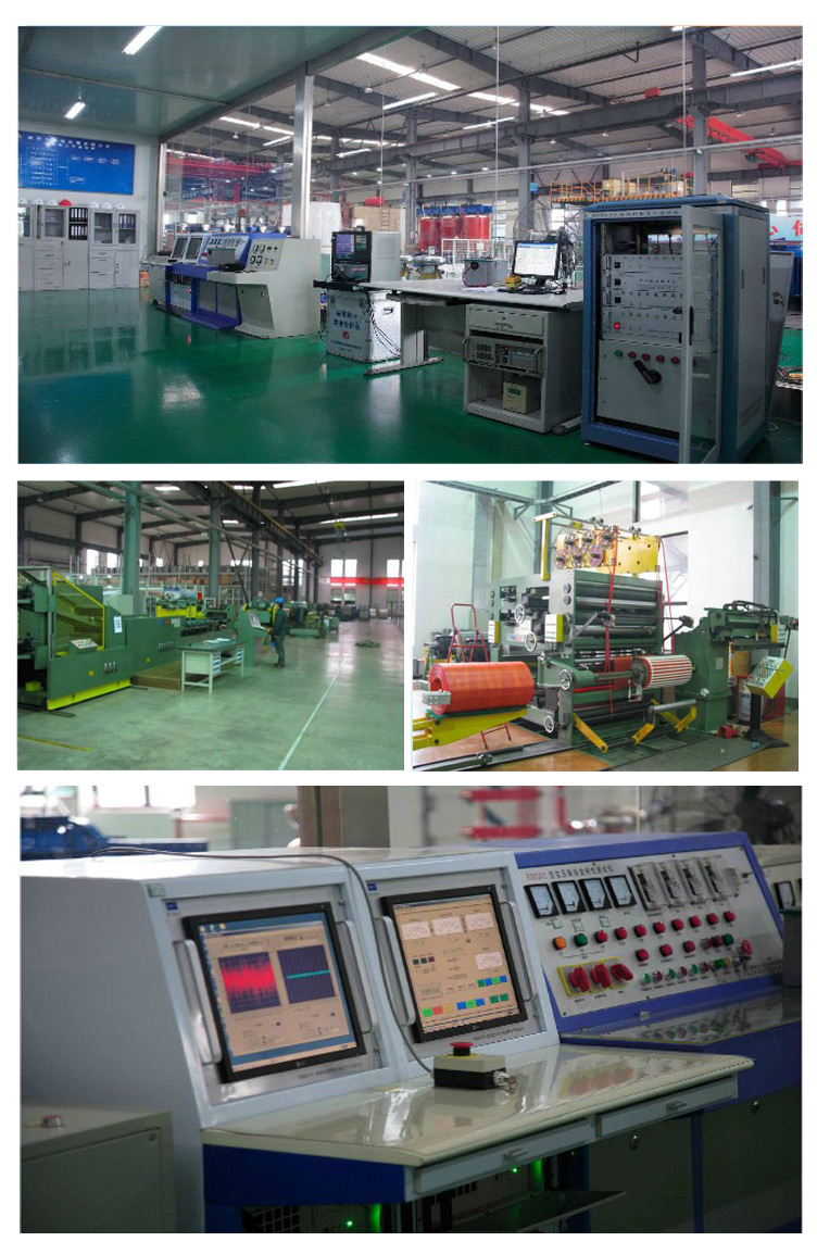 Yuebian Electric Co.,Ltd manufacturing base
